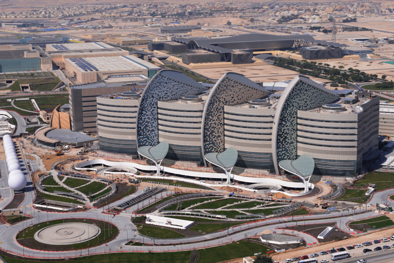 Sidra Medical Hospital – Qatar