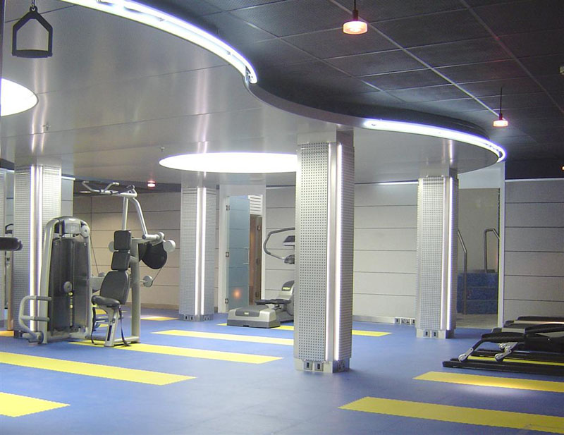 Health Club – Kuwait